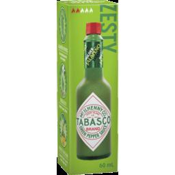 Photo of Tabasco Sauce Pepper Green 60ml