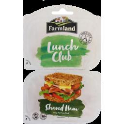 Photo of Farmland Lunch Club Ham 100g
