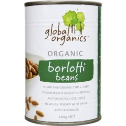 Photo of Beans - Borlotti Beans 400g