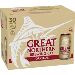 Photo of Great Northern Brewing Co Original Lager Cans