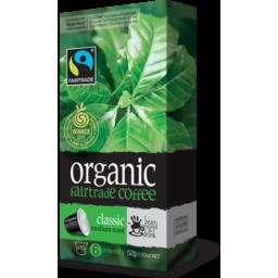 Photo of Bean Ground & Drunk Organic Classic Coffee Pods