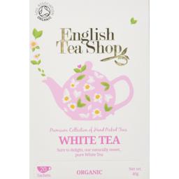 Photo of English Tea Shop White Tea 20