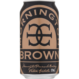 Photo of Mornington Brewery Brown Ale Can