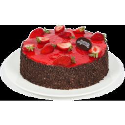 Photo of Cake Shop Chocolate Strawberry Torte 430gm