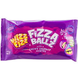 Photo of Wizz Fizz Fizza Ballz 43g