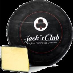 Photo of Jacks Club English Cheddar Kg