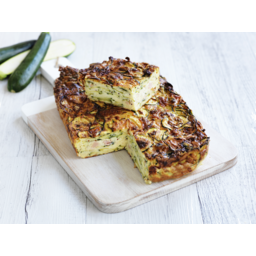 Photo of Posh Foods Zucchini Bacon Slice
