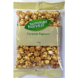 Photo of Summer Harvest Caramel Popcorn 175g