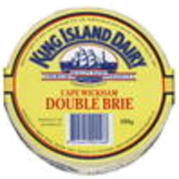 Photo of King Island Double Brie 450gm