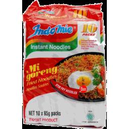 Photo of Indomie Instant Noodles Mi Goreng 85gm 10pk