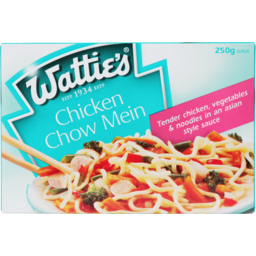 Photo of Watties Snack Meal Chicken Chow Mein 250g