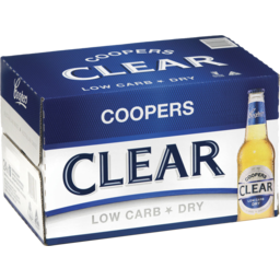 Photo of Coopers Clear Stubbies