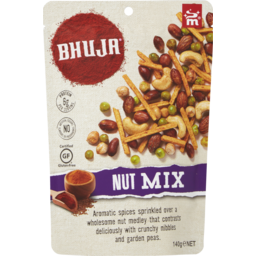 Photo of Majans Bhuja Nut Mix 140g