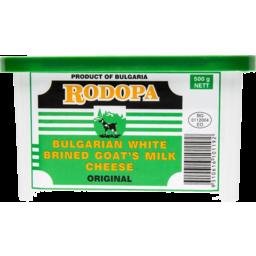Photo of Bulgarian Goats Milk Fetta 500g