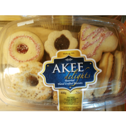 Photo of Akee Hand Crafted Biscuit (400g)