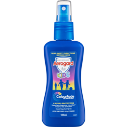 Photo of Aerogard Kids Happy Berry Fragrance Insect Repellent Spray 135ml