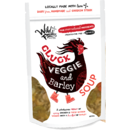 Photo of Wild Foodies Soup Vegetable Barley 600gm