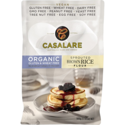 Photo of Casalare Brown Rice Flour 500gm