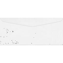 Photo of #10 Envelope: - White Laid