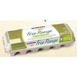 Photo of Eggs F/Range 600g Ea