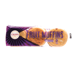 Photo of Cripps Fruit Master Muffins 6 Pack