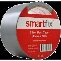 Photo of Smartfix Silver Duct Tape 48mm X 10m
