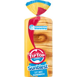 Photo of Tip Top® Sunblest Soft White Sandwich