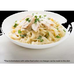 Photo of Pasta Carbonara With Chicken