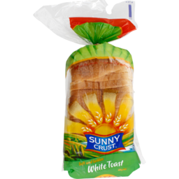 Photo of Sunny Crust White Toast 600g