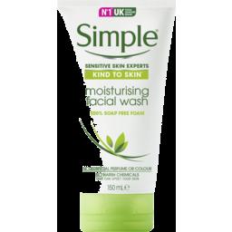 Photo of Simple Moisturising Facial Wash 150ml 150ml