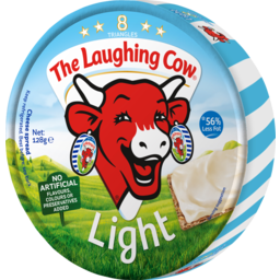Photo of The Laughing Cow Cheese Spread Light 8 Portions 128g 128g
