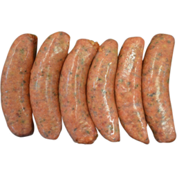Photo of Trad Tomato & Onion Sausages 400gm