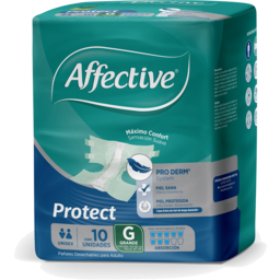 Photo of Affective Act Adult Disposable Brf Large
