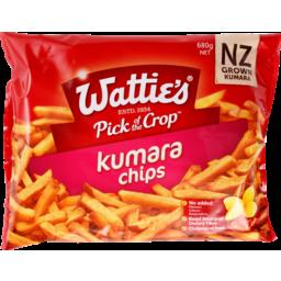 Photo of Wattie's Fries Kumara 680g