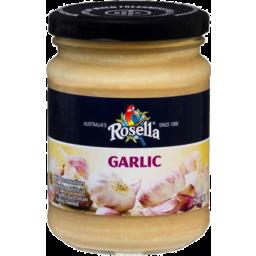 Photo of Rosella Crushed Garlic 250gm