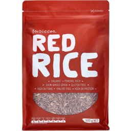 Photo of Forbidden Rice - Red