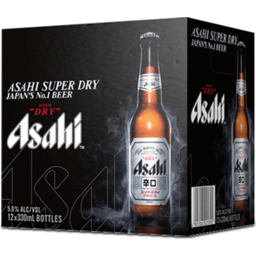 Photo of Asahi Super Dry Draft
