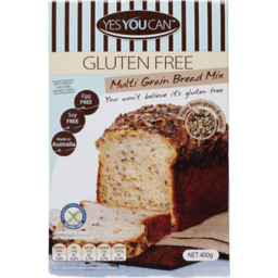 Photo of Yes You Can Gluten Free Mulitgrain Bread 400g