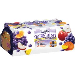 Photo of Welch's 100% Assorted Juice