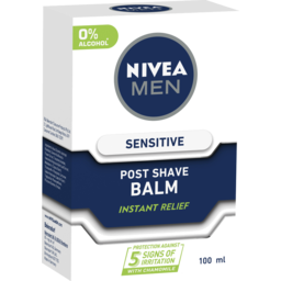 Photo of Nivea For Men Sensitive Post Shave Balm 100ml