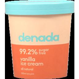 Photo of Denada Ice Cream Vanilla 500ml