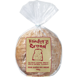 Photo of Flinders Bread Sour Dough Rye Bread 680g