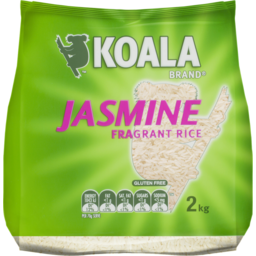 Photo of Koala Jasmine Fragrant Rice 2kg