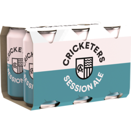 Photo of Cricketers Arms Session Ale Cans