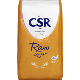 Photo of Csr Raw Sugar 2kg