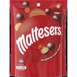 Photo of Maltesers Milk Chocolate Medium Bag 140g