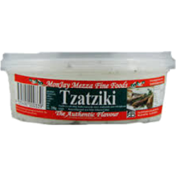 Photo of Monjay Tzatziki Dip 250g