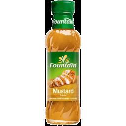 Photo of Fountain Mustard Sauce 250ml