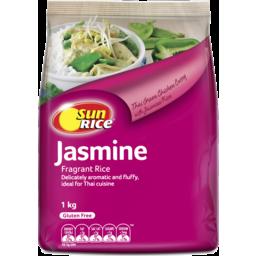 Photo of SunRice Jasmine Rice 1kg