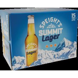 Photo of Speights Summit 330ml Bottles 15 Pack